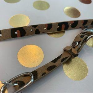 Origami Owl Jewelry | Leopard Leather Wrap Bracelet | Poshmark | 300x300